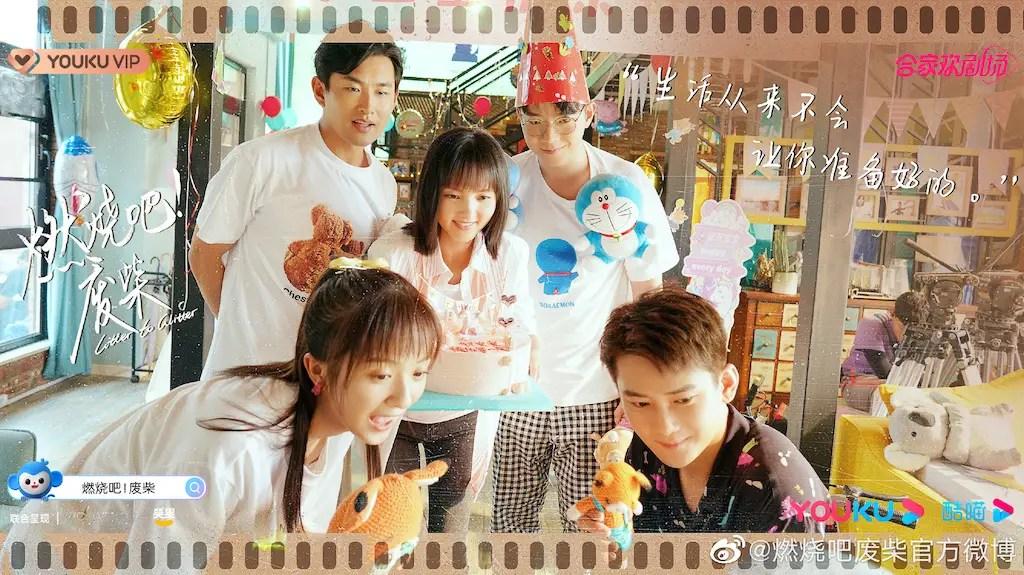 Litter To Glitter Chinese Drama Still 3