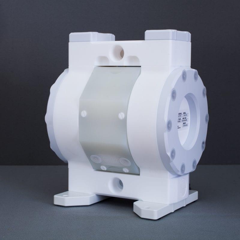 "Ashton Pumps AT15 Teflon 1/2"" AODD Teflon Pump"
