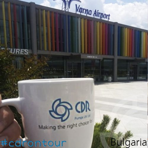 CDR Pumps visited Bulgaria