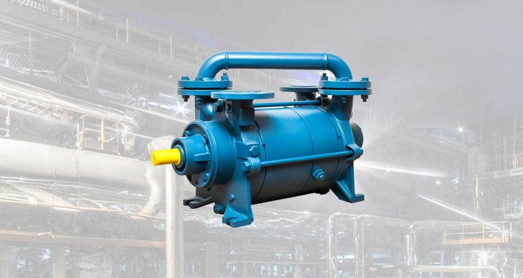 Heavy duty chemical pumps