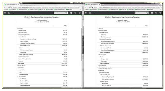 Using QuickBooks on Multiple Monitors (Online version