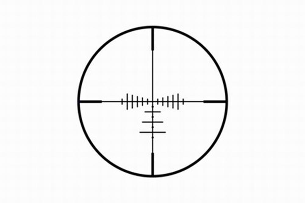 Leica ER I Riflescope IR 2.5-10x42 RETICLE 4A (Ex Demo)