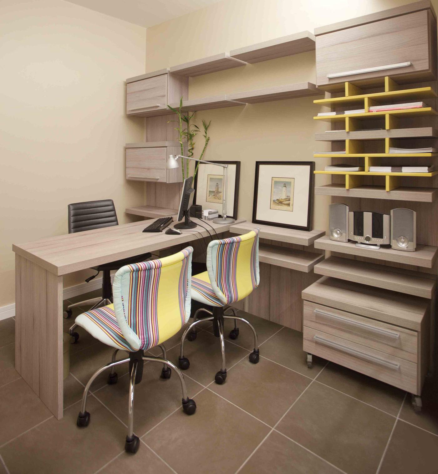 Home Office Como compor o ambiente  CDT Incorporaes