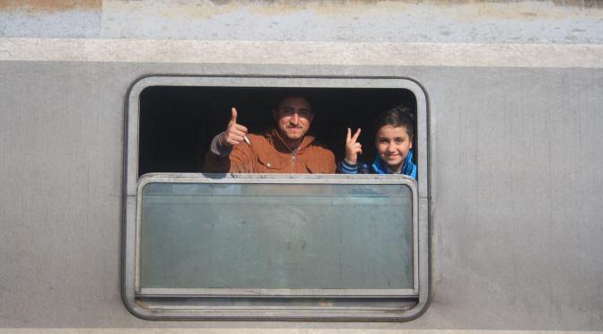 Crna Gora i izbjeglička kriza