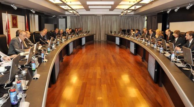 Crnoj Gori treba zakon o vladi