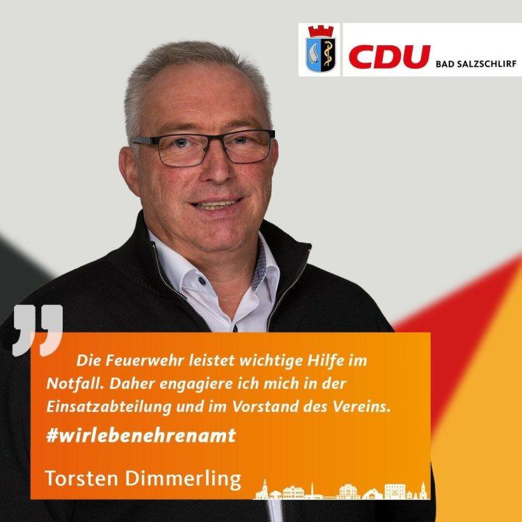 Torsten Dimmerling, Listenplatz 17