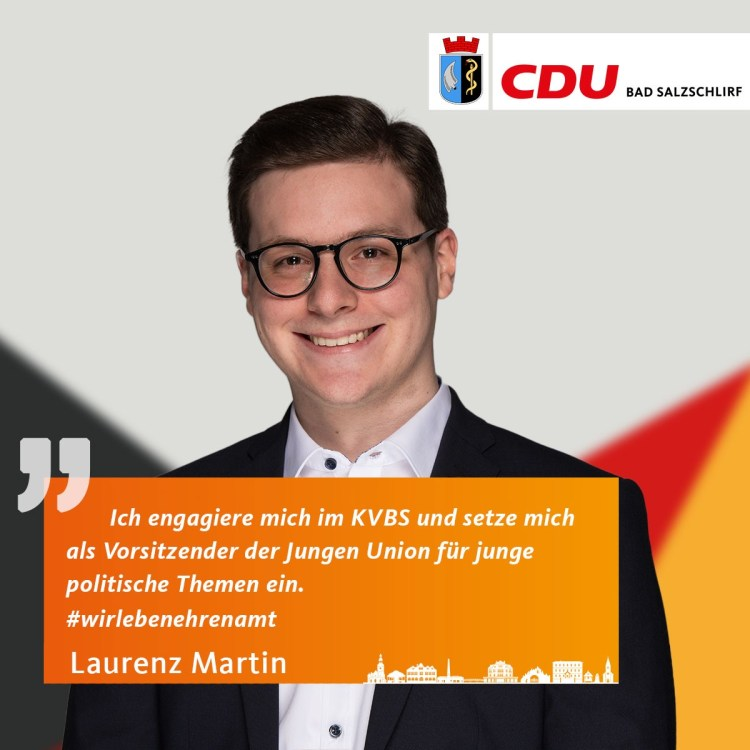 Laurenz Martin, Listenplatz 12