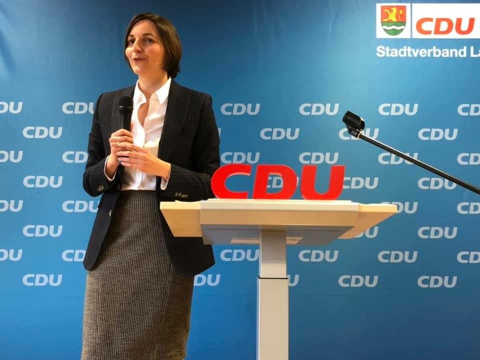 Neujahrsempfang  des CDU-Stadtverbandes 2019