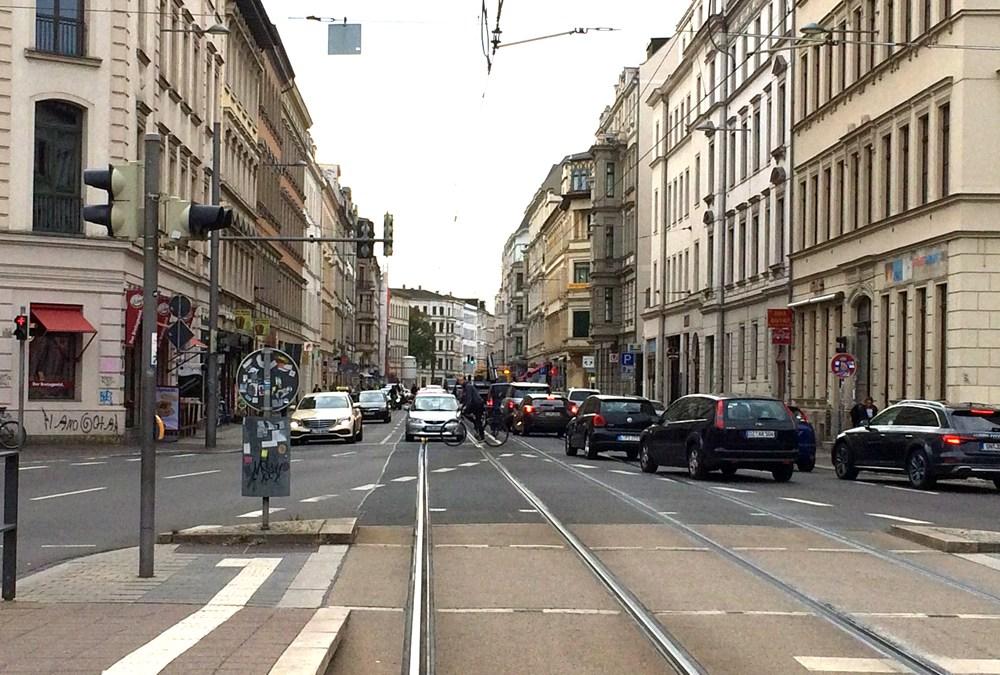 Verkehrssituation Innere Jahnallee