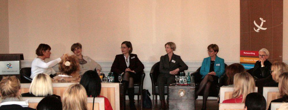 Frauen, Vielfalt, Wirtschaft – 100 Jahre internationales Frauenwahlrecht