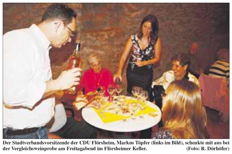 Flörsheimer Zeitung, Gruppenbild