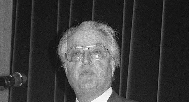 Heinz-Josef Großmann (hier im Jahr 1998) war lange Fraktionsvorsitzender. Archivfoto: Kunz