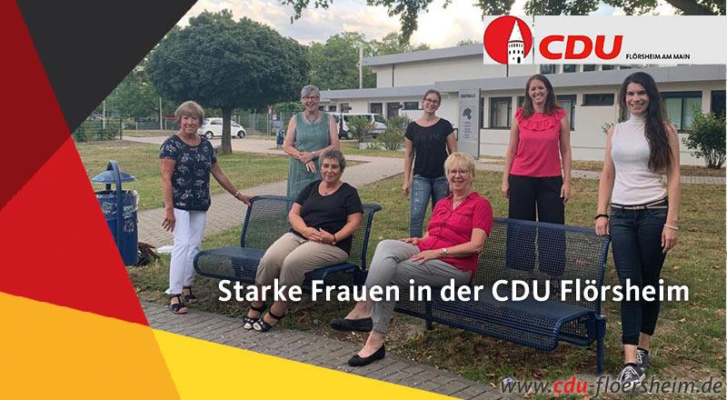 Starke Frauen in der CDU Flörsheim