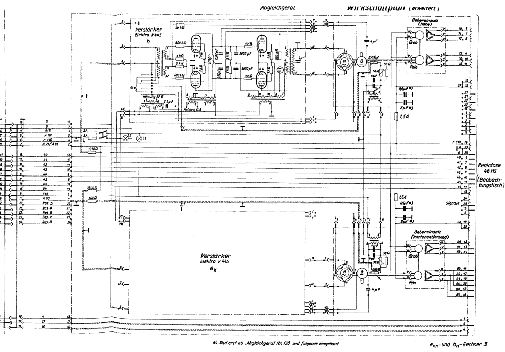 medium resolution of the foregoing schematic right hand side of the servo amplifier system