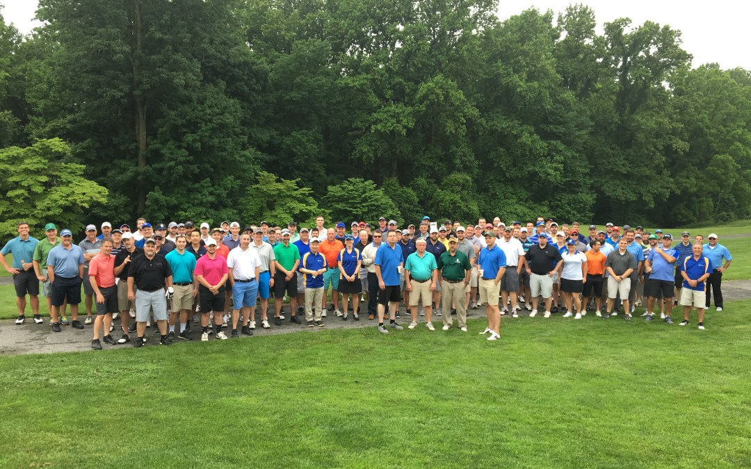 Tenth Annual CEE Alumni and Friend Golf Outing