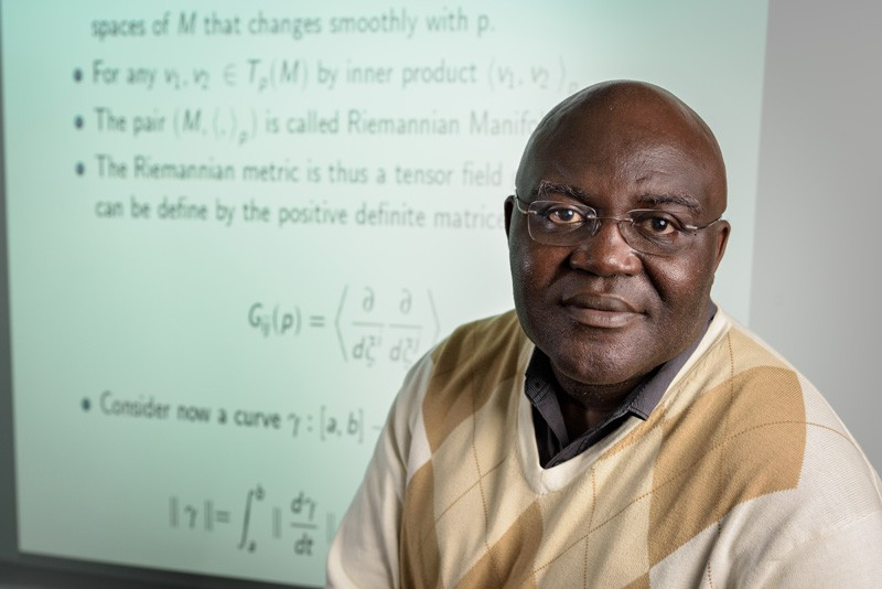 Nii O. Attoh-Okine Named ASCE Fellow