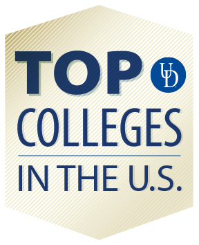 Top colleges in the US