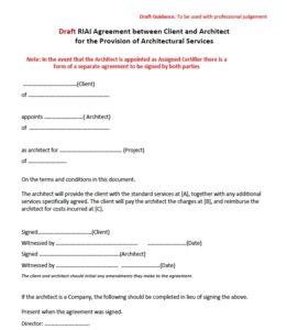 riai - fee agreement cover sheet 2