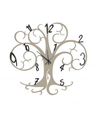 Scegli la consegna gratis per riparmiare di più. Orologio Da Parete Albero Della Vita In Metallo