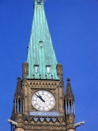 No democracy please, we're Canadian! Photo: John Talbot