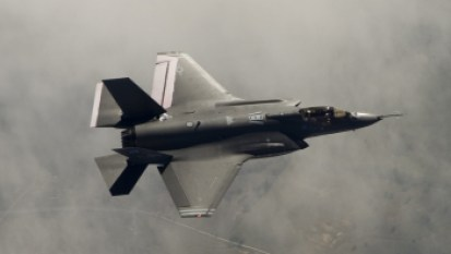 The F-35 Joint Strike Fighter is the leading candidate to replace the CF-18