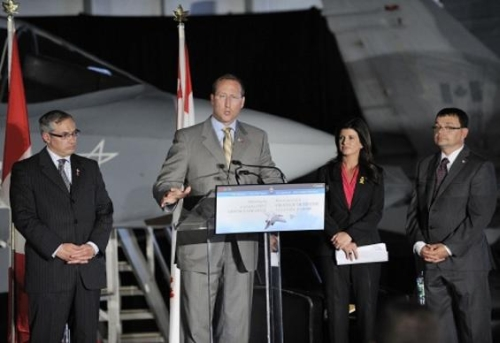 F-35 ministers