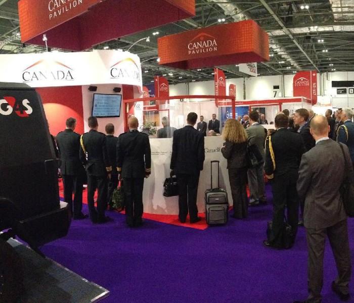 CADSI - Tradeshow in London, U.K