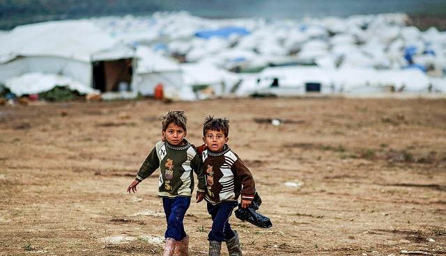 SyrianBoys