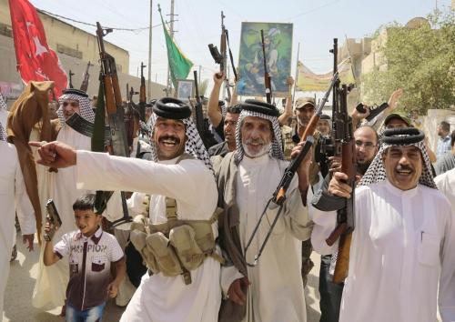 Iraqi shia militia