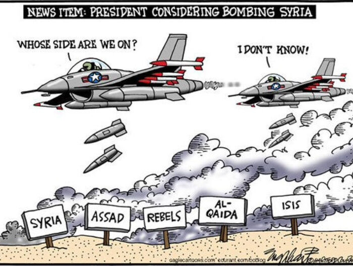 The Islamic State of Affairs
