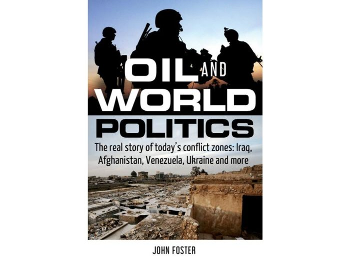 Oil and Politics Book Cover