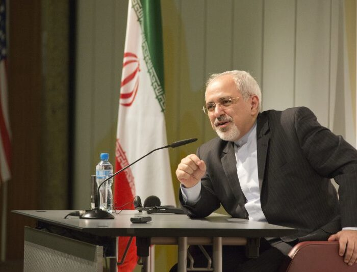 Iranian Foreign Minister Zarif