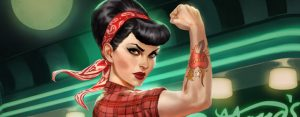 CharacterCropsPatch312Rockabilly