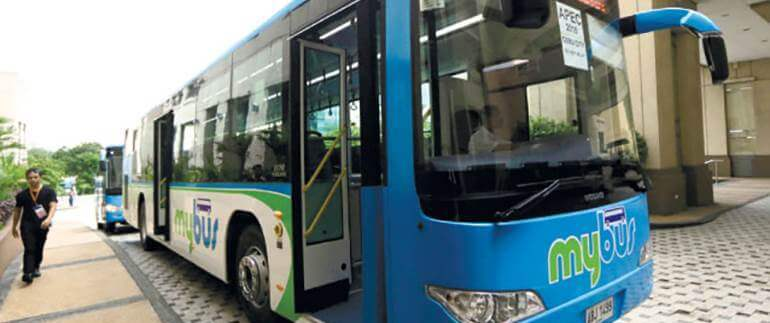 Firm to deploy 77 buses in underserved areas