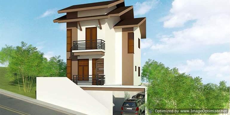 Serenis - Single Detached UpHill House for Sale Liloan Cebu
