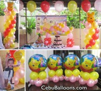 Pooh & Friends | Cebu Balloons and Party Supplies