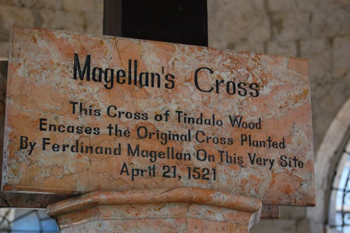 Image result for magellan cross in cebu
