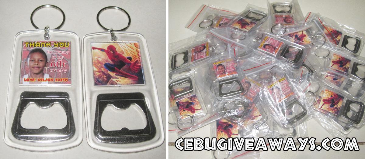keychains cebu giveaways personalized