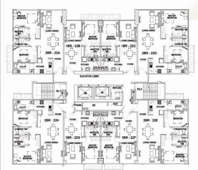 Sedona Parc Condominium In Cebu For Sale By Cebu Housing