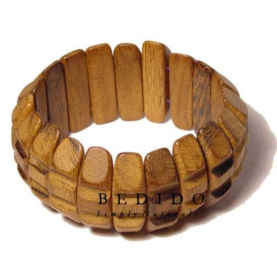 Cebu Island Robles Wood Groove Bangle Wooden Bangles