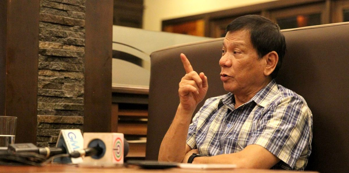 How Mindanao journalists see Duterte: Estremera