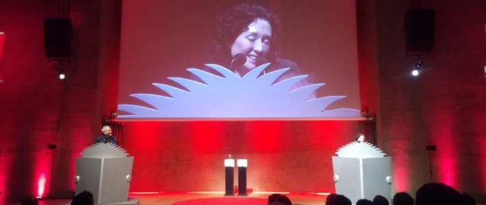 Maite Carranza guanya el premi Edebé