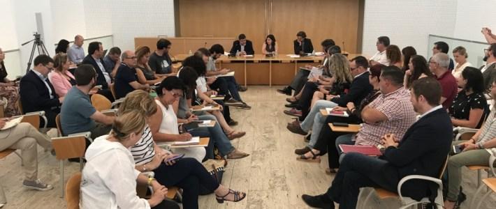 Nova legislatura del Consell Comarcal del Baix Llobregat