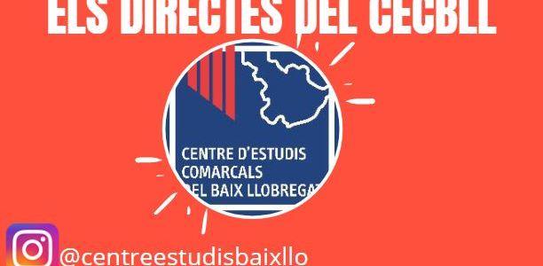 ELS DIRECTES DEL CECBLL: EDUARD RIVAS, ALCALDE D'ESPARREGUERA