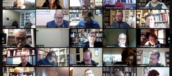 15 anys de memòria democràtica al Baix Llobregat