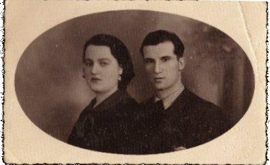 Clara Bernardi e Sisto Ceccon