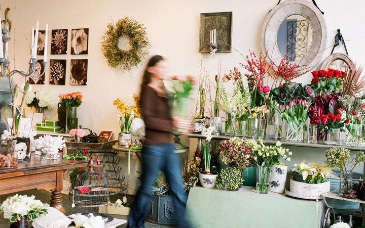 Flower Shop San Francisco