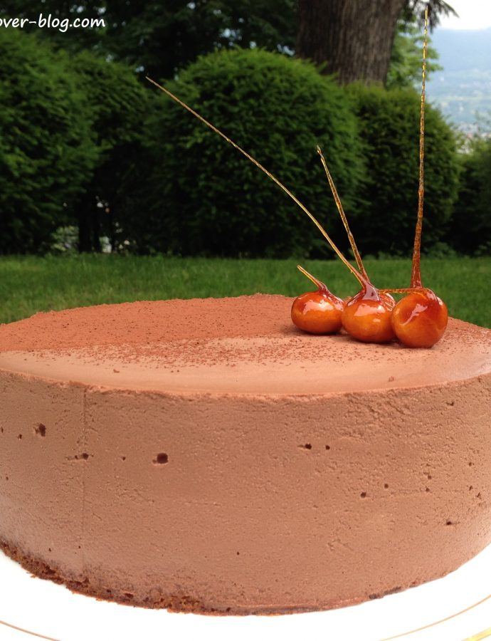 Entremet Le Poursuite