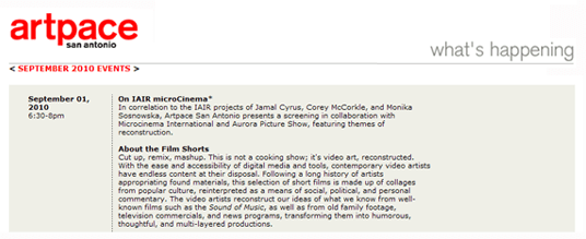 """""""What Comes Between"""" to screen in San Antonio"""