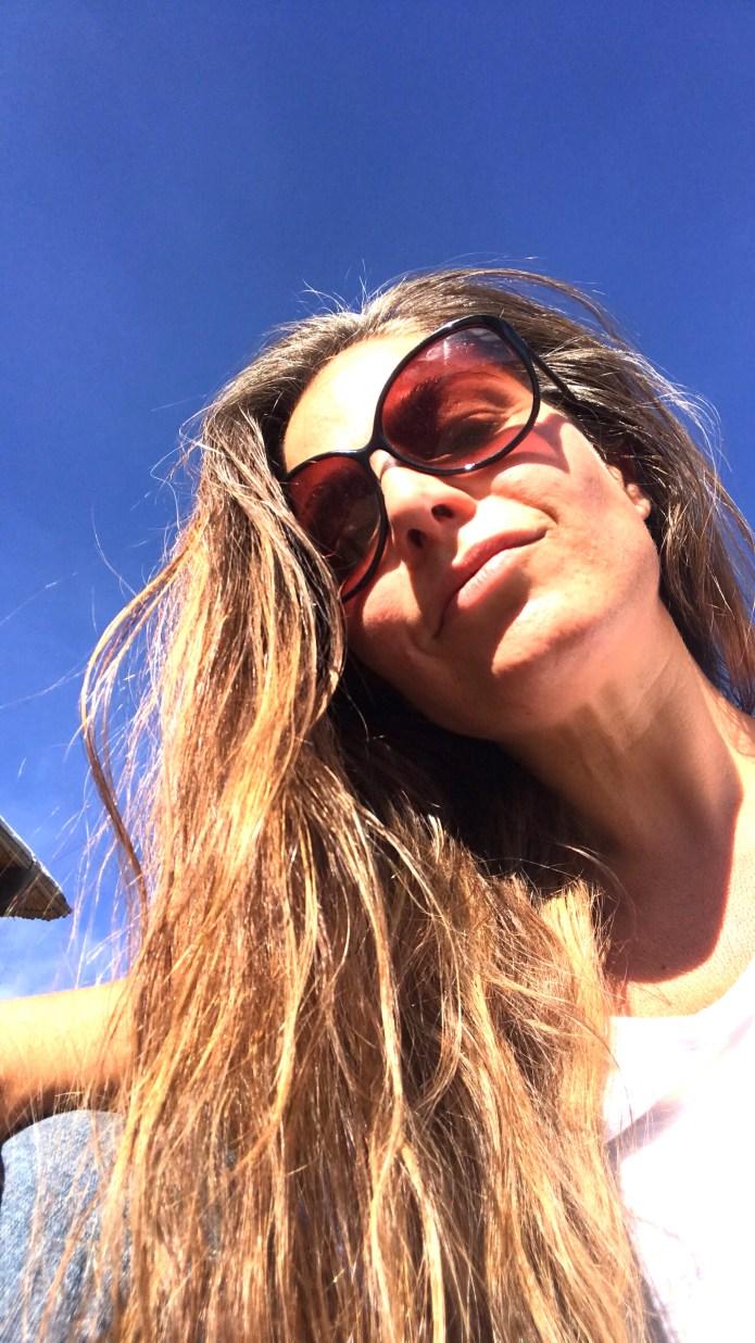 Cecilia Solari, selfie, life, Salta, Seclantás, travel